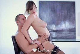 Porno video comendo a secretaria