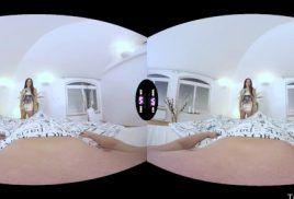 Novinha boa da tubundas em transa VR